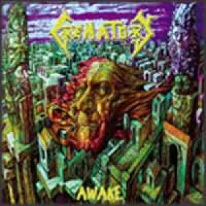 Crematory - Awake cover art