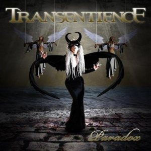 Transentience - Paradox cover art