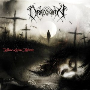 Draconian - Where Lovers Mourn cover art