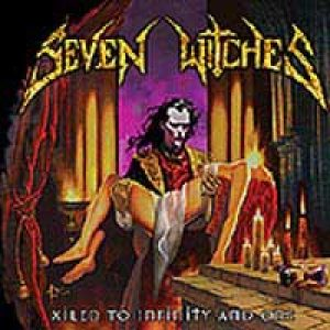 Seven Witches - Xiled to Infinity and One cover art