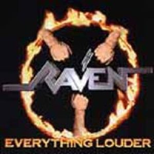 Raven - Everything Louder cover art