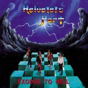Helvetets Port - Exodus to Hell cover art