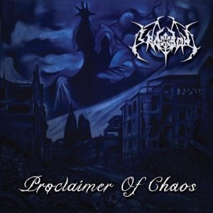 Thy Legion - Proclaimer of Chaos cover art