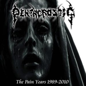 Pentacrostic - The Pain Years 1989-2010 cover art