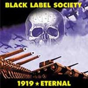 Black Label Society - 1919 Eternal cover art