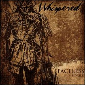 Whispered - Faceless cover art