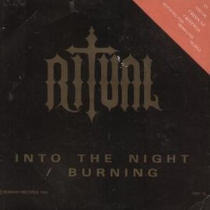 Ritual - Into the Night / Burning cover art