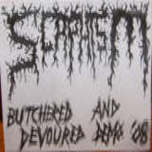 Scaphism - Butchered and Devoured cover art