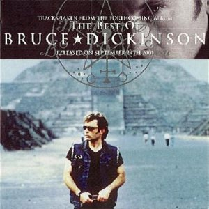 Bruce Dickinson - Broken cover art