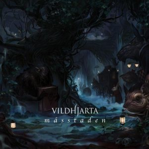 Vildhjarta - Masstaden cover art