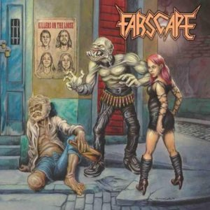 Farscape - Killers on the Loose cover art