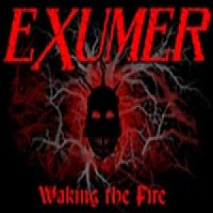 Exumer - Waking the Fire cover art