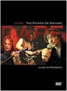 Dare - The Power of Nature - Live in Munich cover art