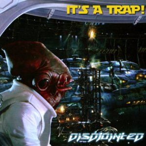 Disdjointed - It's a Trap cover art