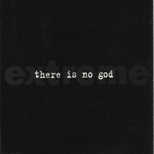 Extreme - There Is No God cover art