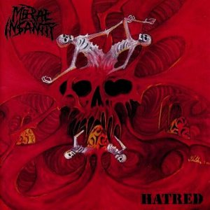 Moral Insanity - Hatred cover art