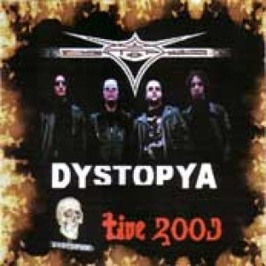 Dystopya - Live 2003 cover art