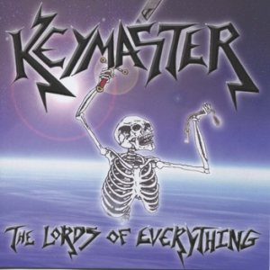 Keymaster - The Lords of Everything cover art