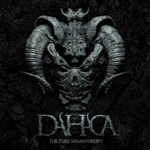 Dahaca - The Pure Misanthropy cover art