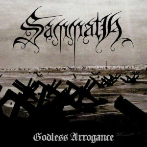 Sammath - Godless Arrogance cover art