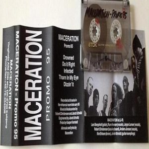 Maceration - Promo 95 cover art