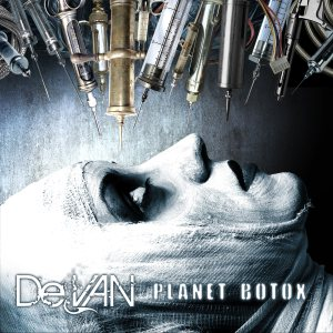 De Van - Planet Botox cover art