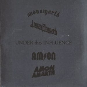 Amon Amarth - Under the Influence cover art