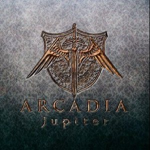 Jupiter - Arcadia cover art