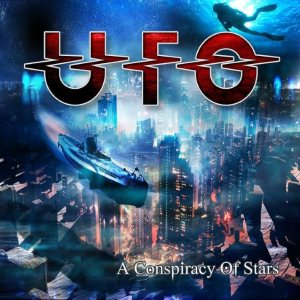 UFO - A Conspiracy of Stars cover art