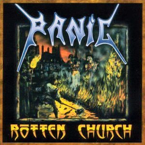 Panic - Rotten Church cover art