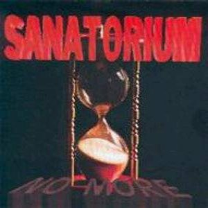 Sanatorium - No More cover art