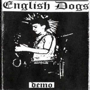 English Dogs - Demo '82 cover art