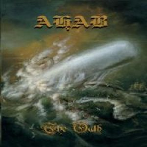 Ahab - The Oath cover art