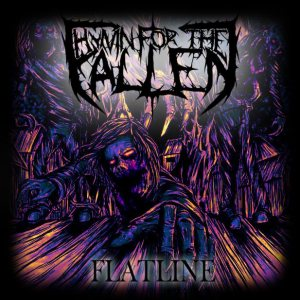 Hymn For The Fallen - Flatline cover art