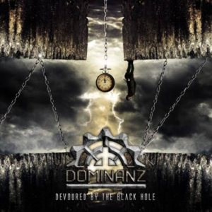 Dominanz - Devoured by the Black Hole cover art