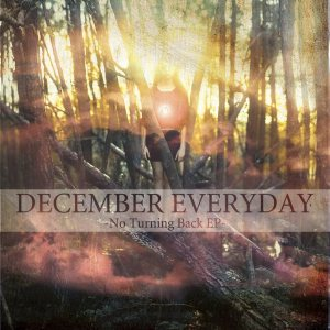 December Everyday - No Turning Back cover art