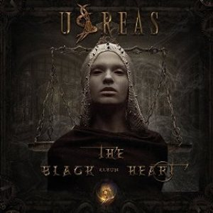 Ureas - The Black Heart Album cover art