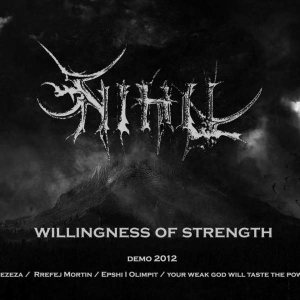 Nihil - Willingness of Strength cover art