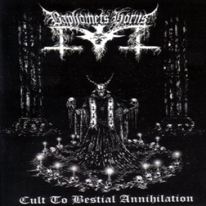 Baphomets Horns - Cult to Bestial Annihilation cover art
