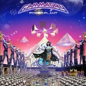 Gamma Ray - Powerplant cover art