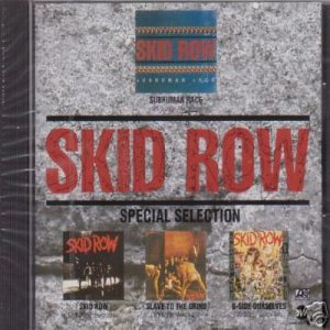 Skid Row - Special Selection cover art