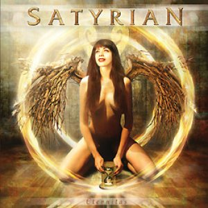 Satyrian - Eternitas cover art