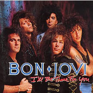 Bon Jovi - I'll Be There for You cover art