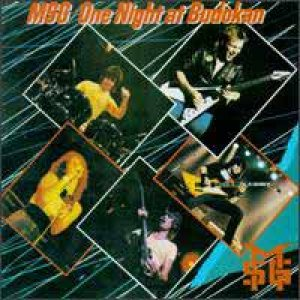 Michael Schenker Group - One Night At Budokan cover art