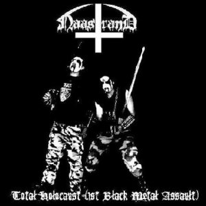 Naastrand - Total Holocaust (1st Black Metal Assault) cover art