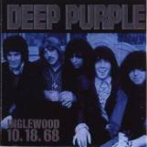 Deep Purple - Inglewood - Live in California cover art