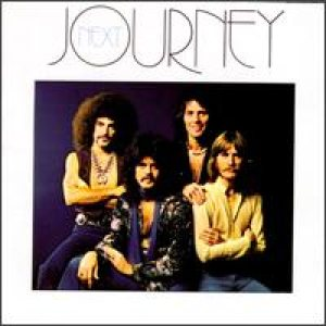 Journey - Next cover art
