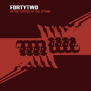 Fortytwo - In the Center of the Storm cover art