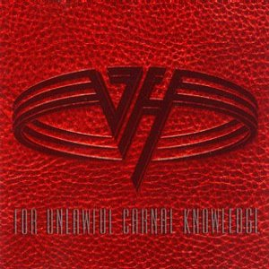Van Halen - For Unlawful Carnal Knowledge cover art
