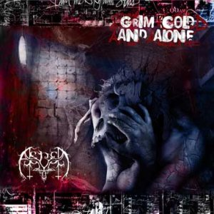 Asbel - Grim, Cold and Alone cover art